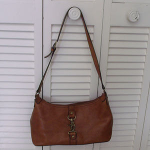 Vintage Etienne Aigner Leather Purse Handbag